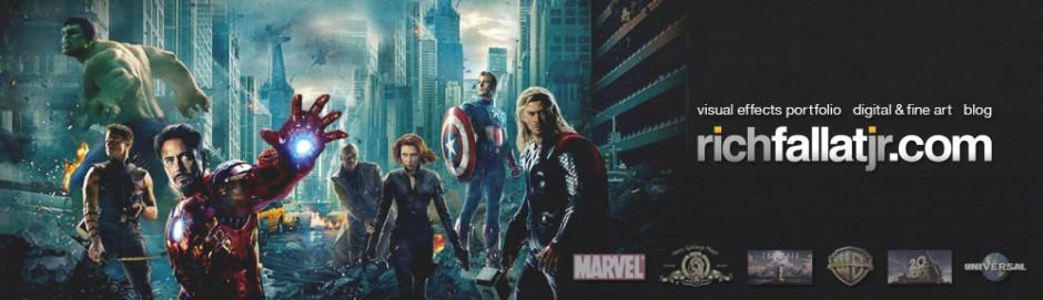 avengers header | richfallatjr.com