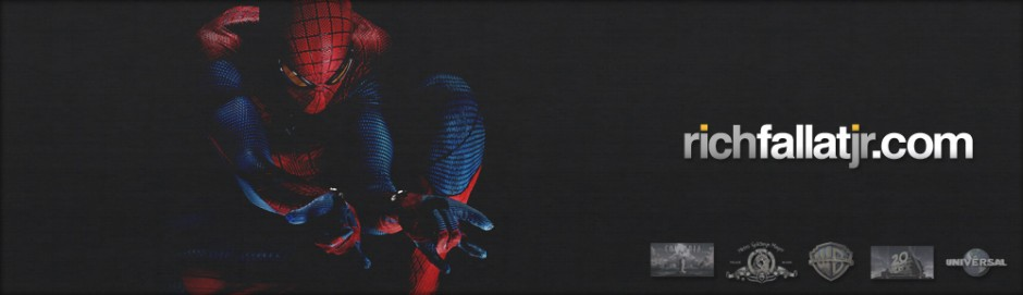 spiderman header | richfallatjr.com