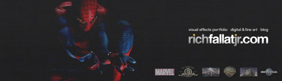 amazing spiderman header | richfallatjr.com
