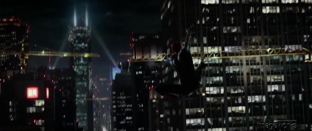 amazing spiderman new york | richfallatjr.com