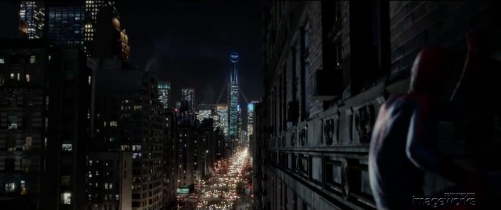 amazing spiderman 6th avenue | richfallatjr.com